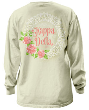 Kappa Delta Rose T-shirt