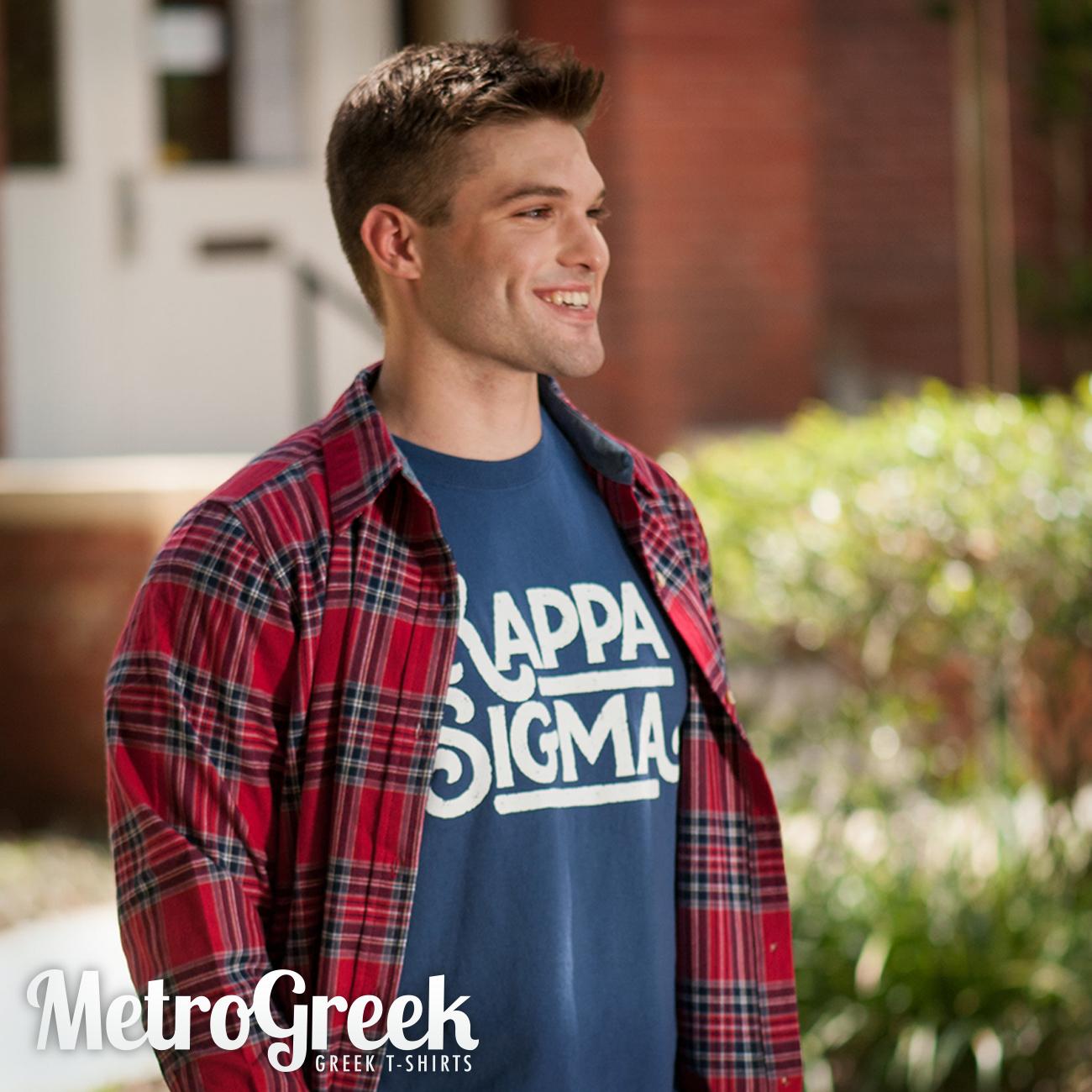 Kappa Sigma Rush T-shirt