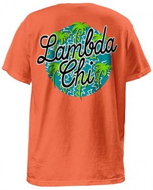 Lambda Chi Alpha Retro Rush T-shirt