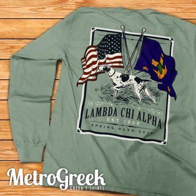 Lambda Chi Alpha T-shirt