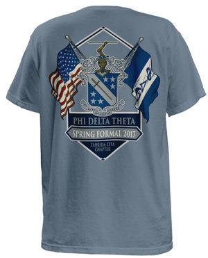 Phi Delta Theta Formal T-shirt