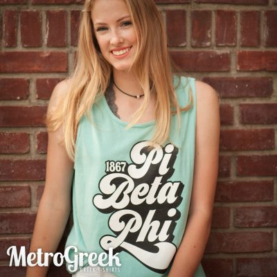 Pi Beta Phi Tank Top