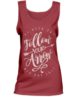 Pi Beta Phi Arrow Tank Top