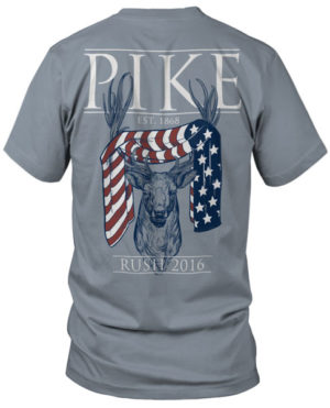 Pi Kappa Alpha Rush T-shirt