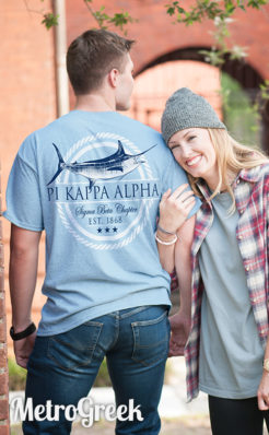 Pi Kappa Alpha Marlin Rush T-shirt