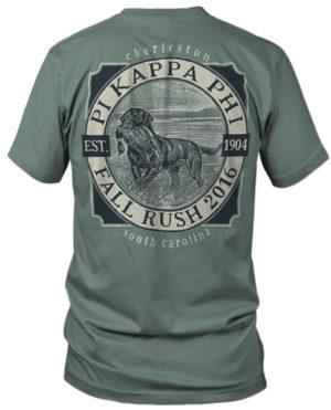 Pi Kappa Phi Lab Rush T-shirt