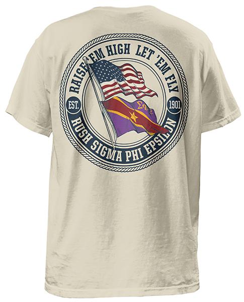 Sigma Phi Epsilon Rush T-shirt