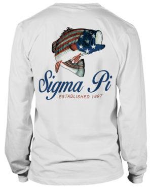 Sigma Pi American Bass Rush T-shirt