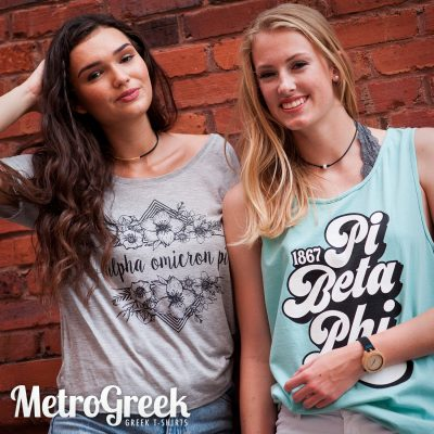 New Sorority Styles For Fall