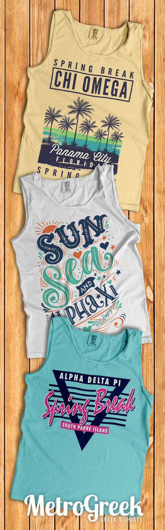 Spring Break T-shirt ideas
