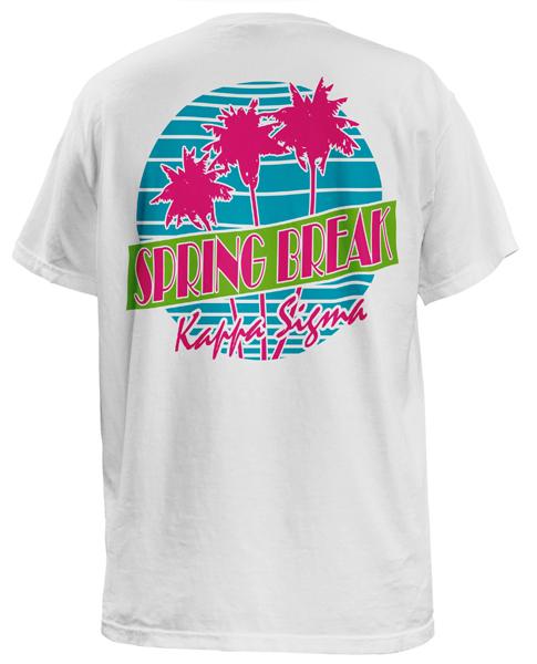 Kappa Sigma Spring Break T-shirt