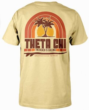 Theta Chi Retro Brotherhood T-shirt