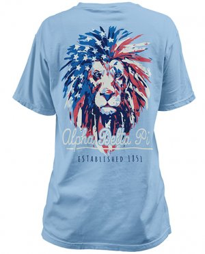 Alpha Delta Pi Patriotic Shirt