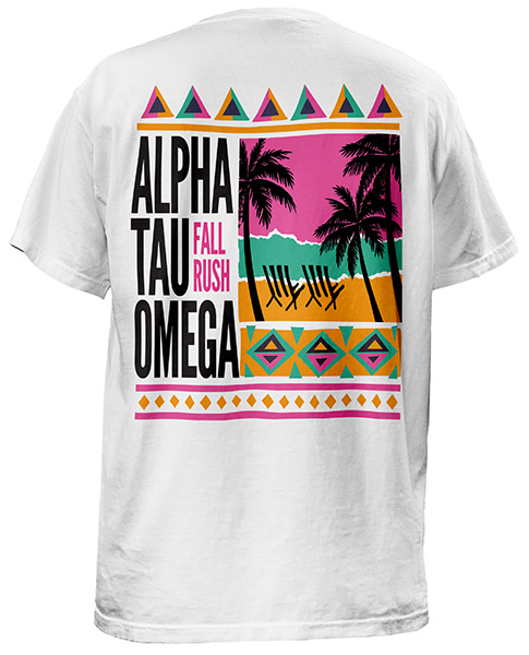 Alpha Tau Omega Rush Shirt