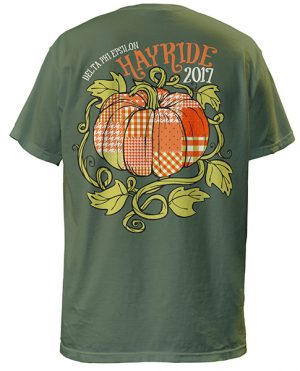 Delta Phi Epsilon Pumpkin Shirt