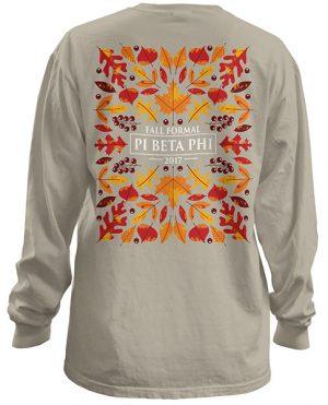 Pi Beta Phi Fall Formal T-shirt