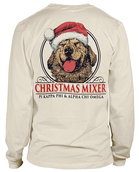 Labrador Christmas Party T-shirt