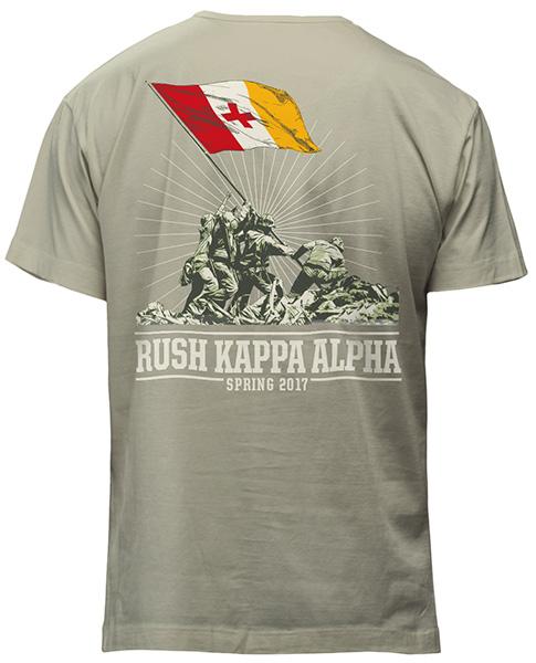 Kappa Alpha Rush Shirt