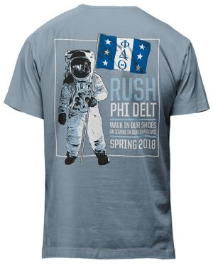 Phi Delt Armstrong T-shirt