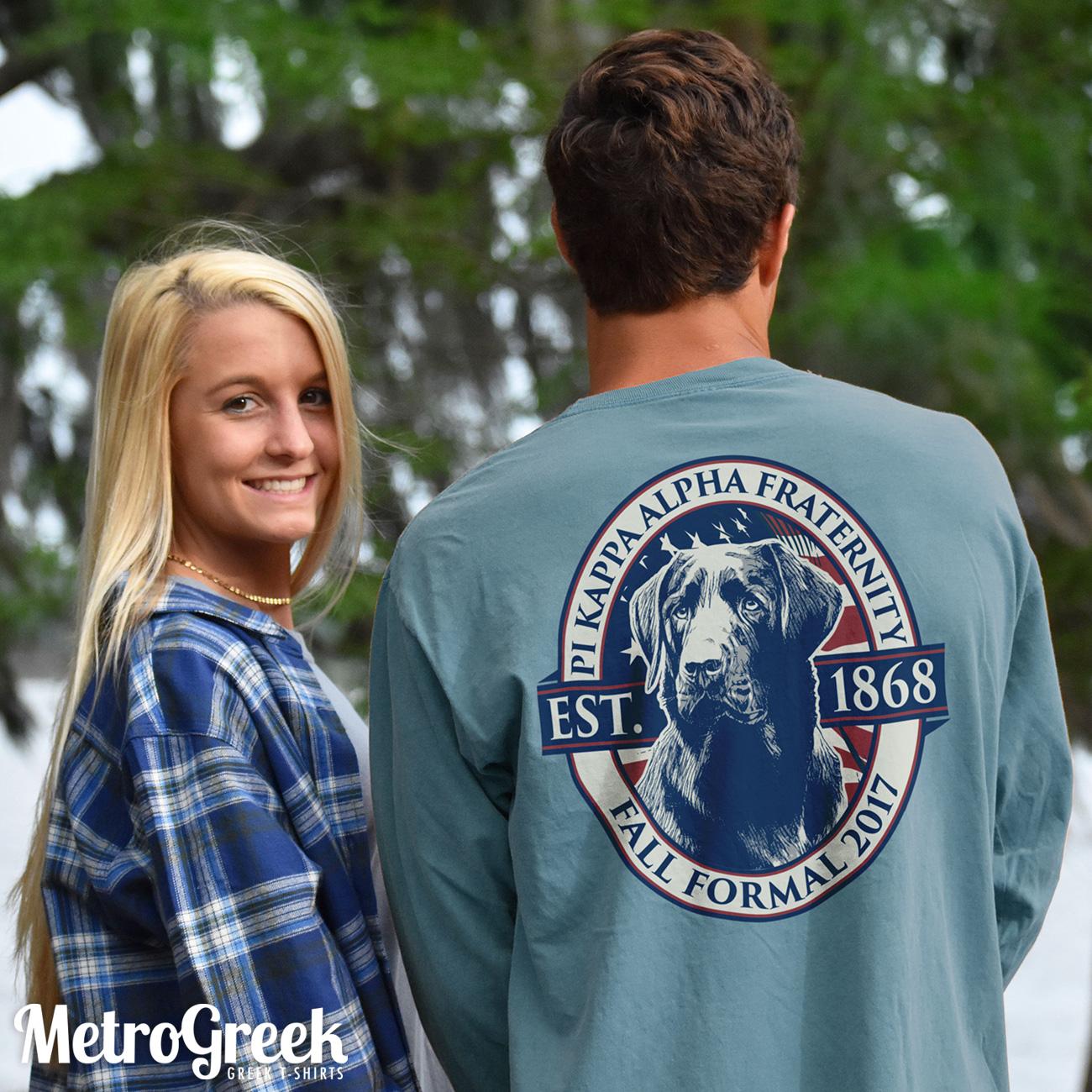 Pi Kappa Alpha Formal T-shirts