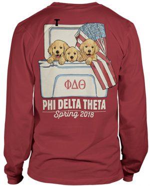 Phi Delta Theta Rush T-shirt