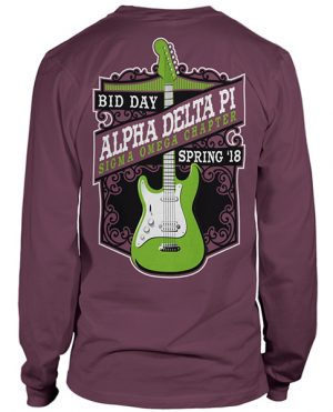 Alpha Delta Pi Bid Day Shirt