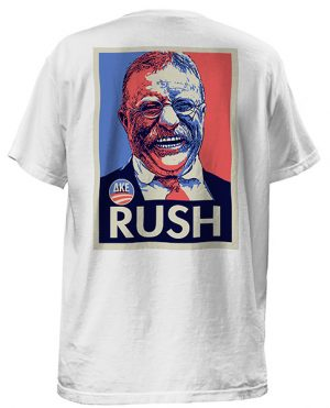 Deke Rush Shirt Teddy Roosevelt