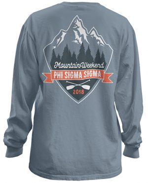 Delta Tau Delta Mountain Weekend Shirt