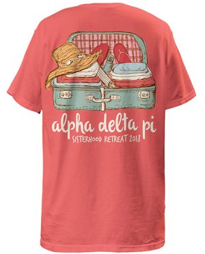 Alpha Delta Pi Retreat Shirt