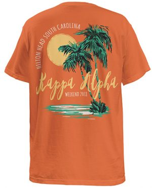 Kappa Alpha Weekend T-shirt