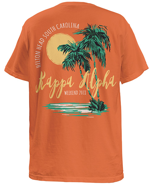 Kappa Alpha Weekend T-shirt