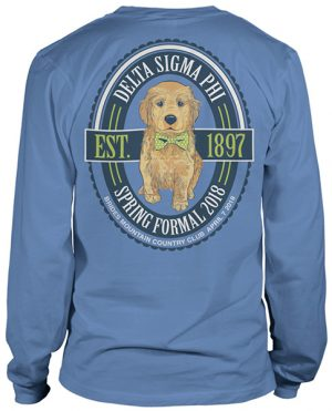 Delta Sigma Phi Formal Shirt