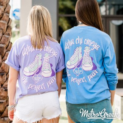 Alpha Chi Omega Big Little Reveal Shirt