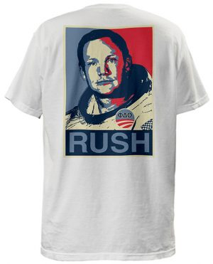 Phi Delta Rush Shirt Armstrong