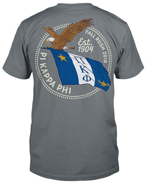 Pi Kapp Rush Shirt
