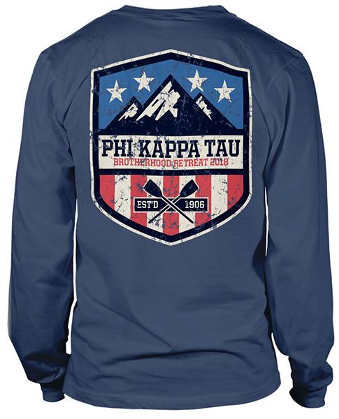 Phi Kappa Tau Brotherhood T-shirt