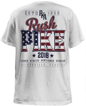 Pike Rush T-shirt USA