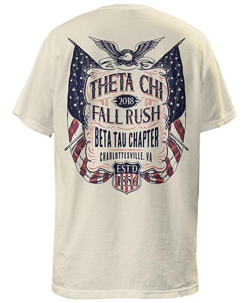 Theta Chi Rush T-shirt