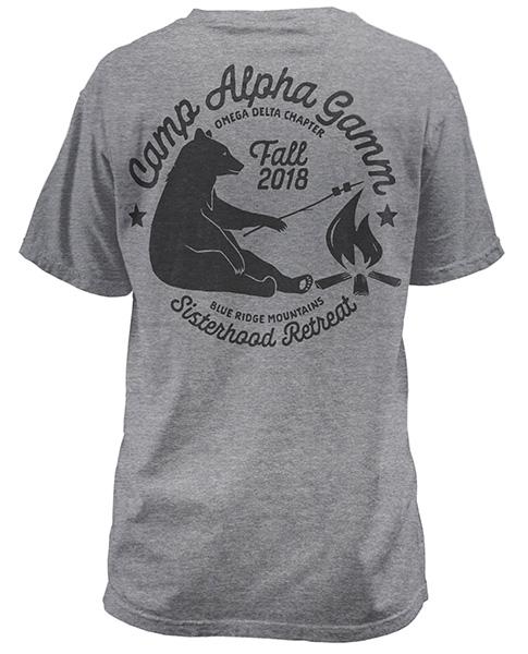 Alpha Gamma Delta Sisterhood Retreat Shirt
