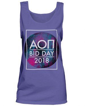 AOPi Out of this World Bid Day Shirt