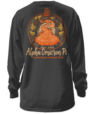 Alpha Omicron Pi Sisterhood Retreat Shirt