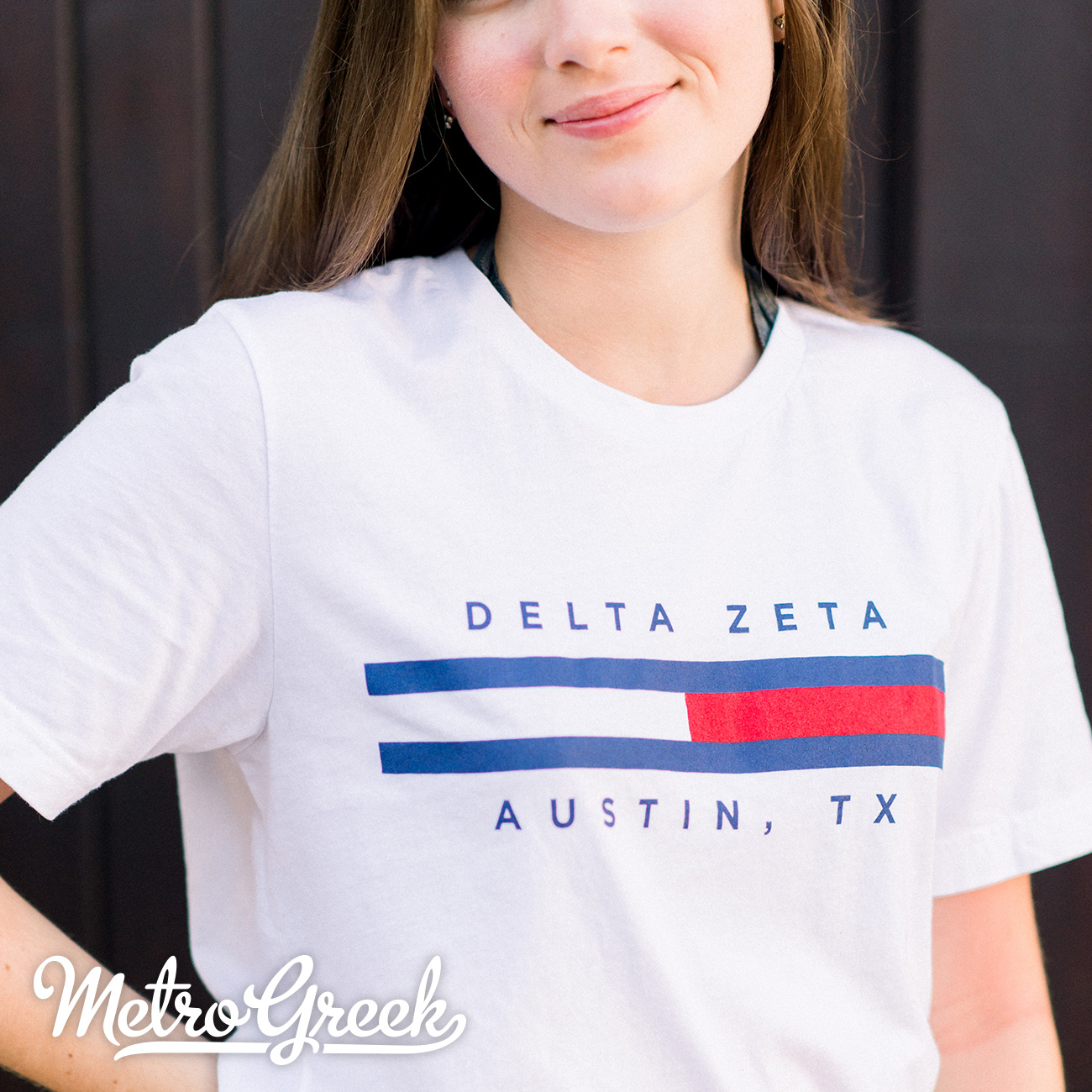 Delta Zeta Sisterhood Shirts