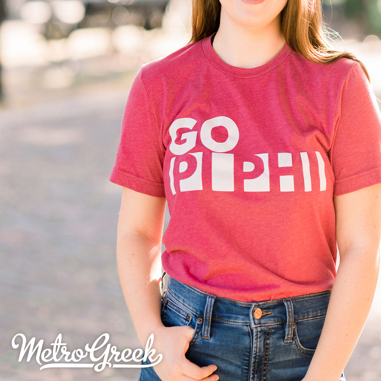 Go Pi Phi Recruitment Shirt