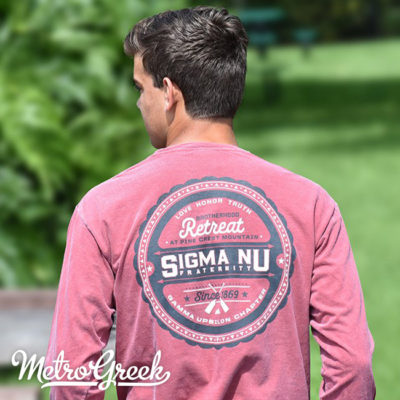Sigma Nu Brotherhood Shirts