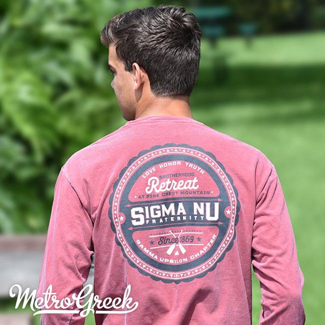 Sigma Nu Brotherhood Shirts