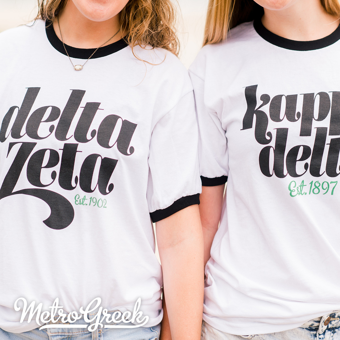 Delta Zeta Retro Shirt