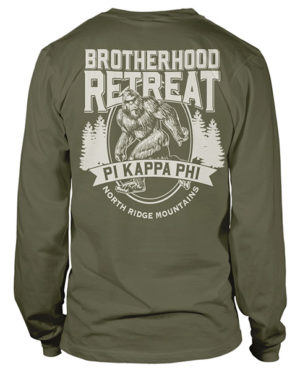 Sasquatch Brotherhood T-shirt