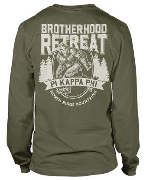 Sasquatch Brotherhood T-shirt
