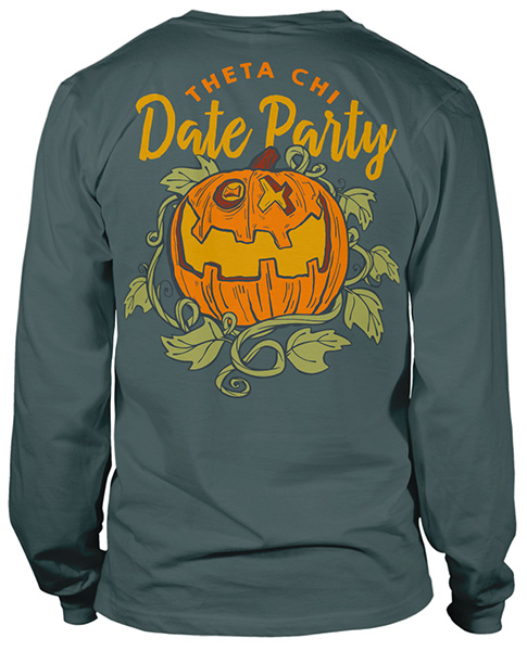 halloween date party t shirt