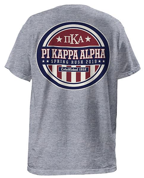 Pike Americana T-Shirt